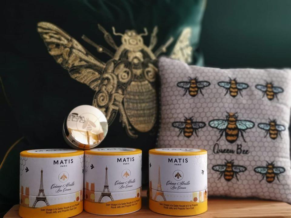 Vitamins in Skincare Matis Paris Bee Cream