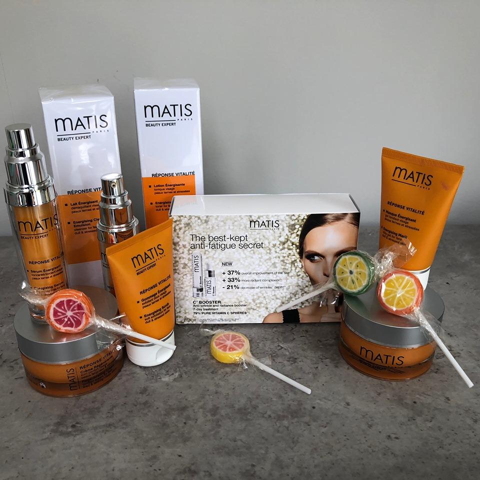 Vitamins in Skincare Matis Paris Reponse Vitalite