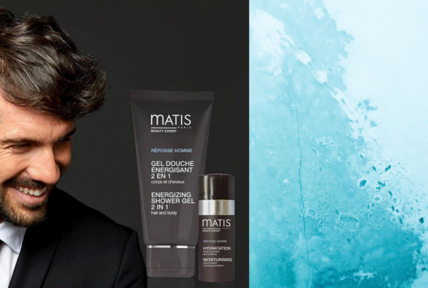 Men's skincare by Matis Paris