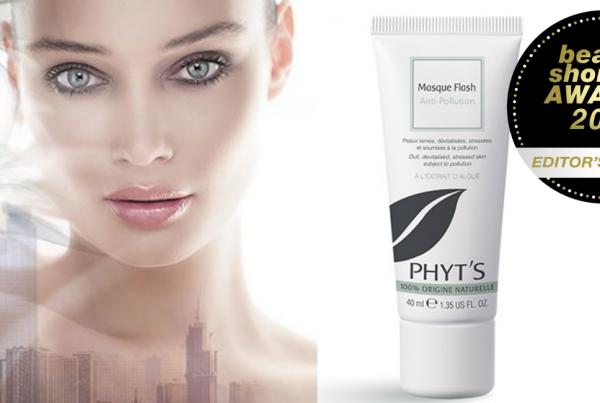 Phyt's win the Editor's Choice Award at the 2021 Beauty Shortlist Awards