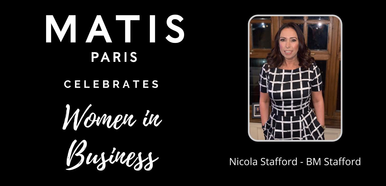 Women in Business, Nicola Stafford