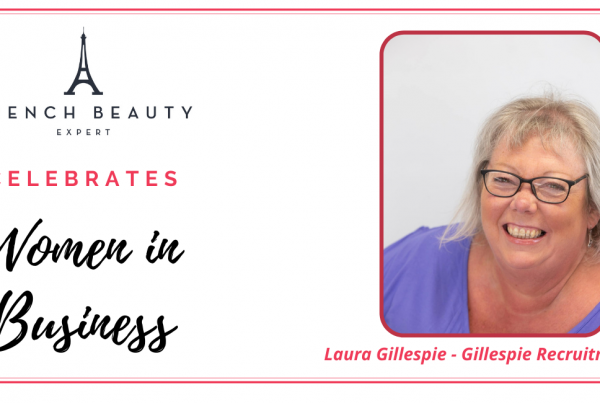 French Beauty Expert celebrates Women in Business