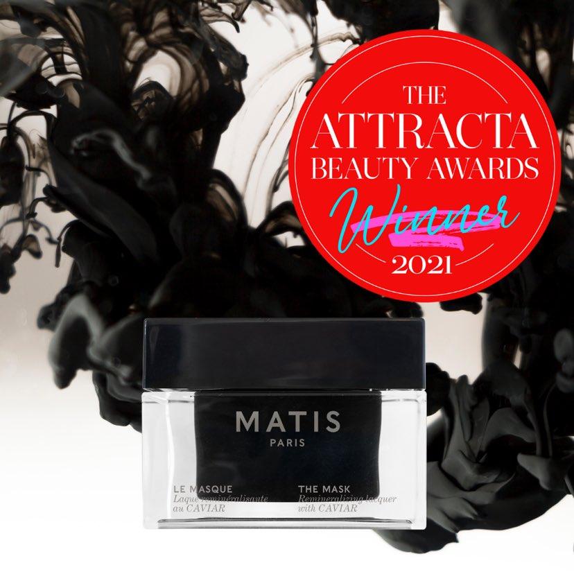 MATIS Caviar the Mask Attracta Beauty Awards 2021 Winner